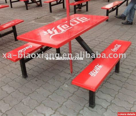 coca cola bench for sale coca cola leisure outdoor table sets china other