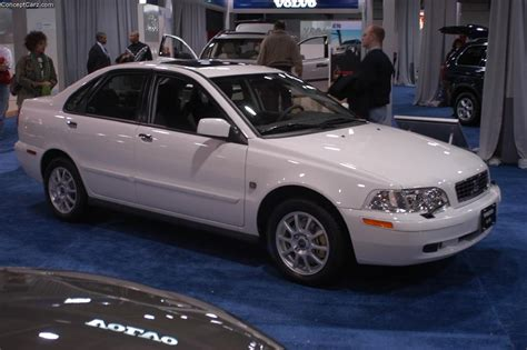 2003 Volvo S40 2003 Volvo S40 Information And Photos Zombiedrive