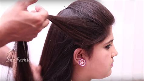 Best Hair Style for Ladies Tutorials 2017    Hair style videos   PART 1   YouTube
