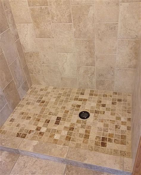 Ideas For Bathroom Countertops tile ez shower pans