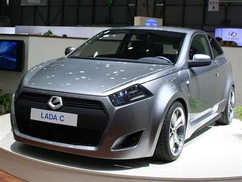 lada facciale lada brings cool new design to the geneva motor show