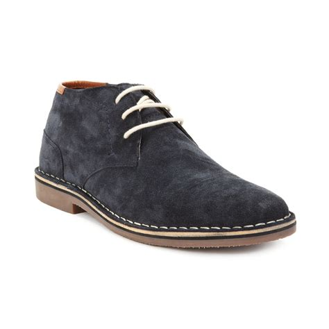 kenneth cole shoes kenneth cole reaction realdeal suede chukka laceup boots