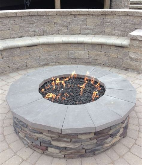 Gas Outdoor Firepit Best 25 Gas Pits Ideas On Pinterest Gas Table Patio Gas And Gas Fires