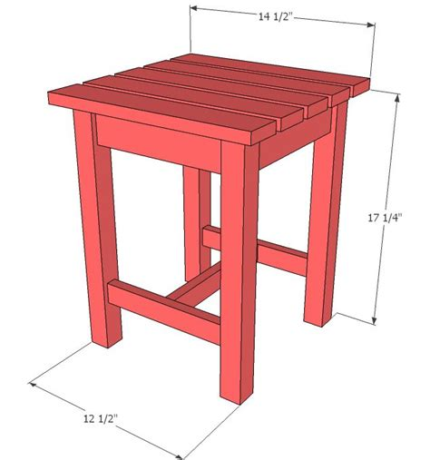 side table plans nightstand table woodworking plans woodworking projects