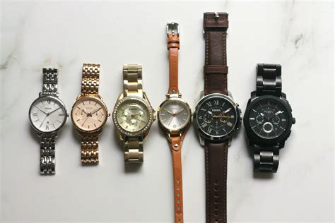 Fossil New new fossil watches launched at best buy best buy