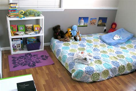 montessori toddler room starting a montessori inspired home in a one bedroom apartment