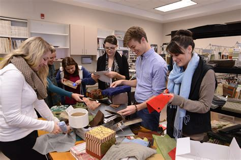 design students create gift boxes for elderly high point