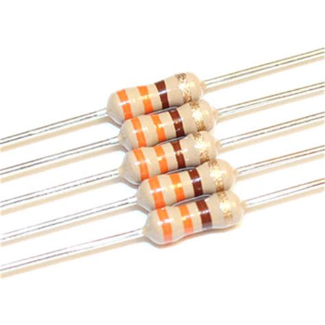 300 ohm resistor upgrade industries 330 ohm resistor 5 pack