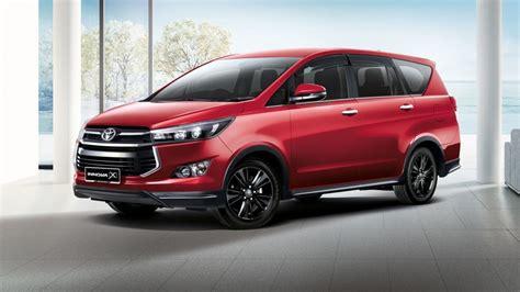 Toyota Innova 2019 by 2019 Toyota Innova Price Interior Exterior Engine