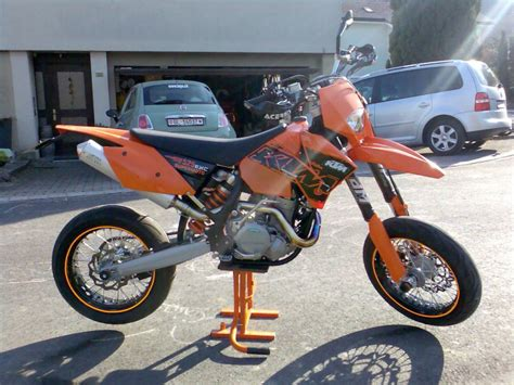 Ktm 400 Exc Supermoto 2004 Ktm 525 Smr Pics Specs And Information