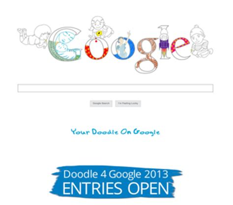 doodle 4 news official india doodle 4 2013 your
