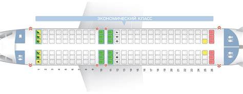 posti a sedere easyjet airbus 319 схема салона лучшие места s7