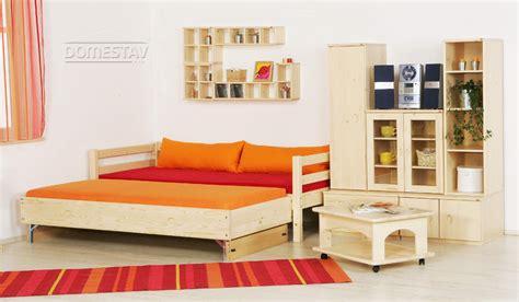 bett ausziehbar doppelbett ausziehbares bett zusatzbett katalog domestav s r o