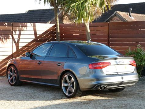 Audi A4 For Sale by Used Daytona Grey Audi A4 For Sale Dorset