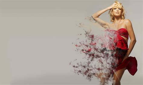 photoshop effect smoke dispersion effect how to tutorial photoshop