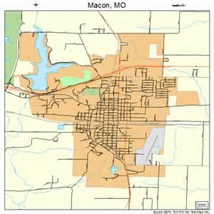 macon missouri map 2945326