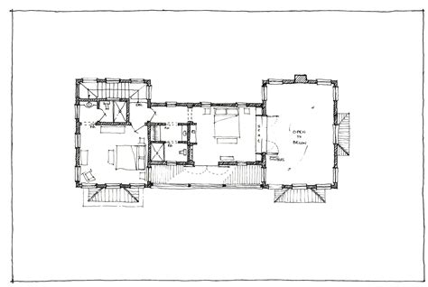 guest house blueprints guest house floor plans guest cottages floor plans compact
