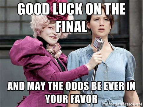 Good Luck On Finals Meme - happy finals the hps student association