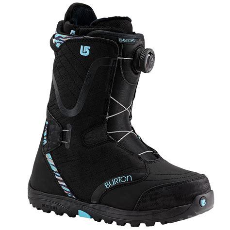 burton boots womens burton limelight boa snowboard boots s glenn