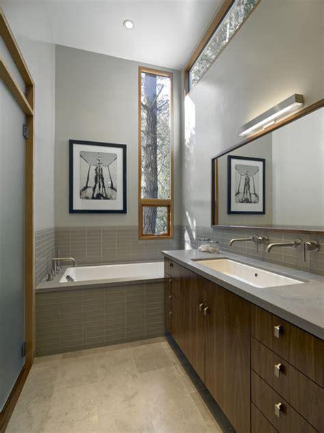 Modern Bathroom In Valley Mill Valley House Modern Bathroom San Francisco By