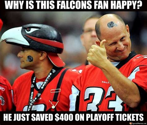 falcons fans meme