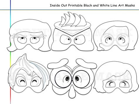 inside out christmas coloring pages coloring pages inside out printable black by