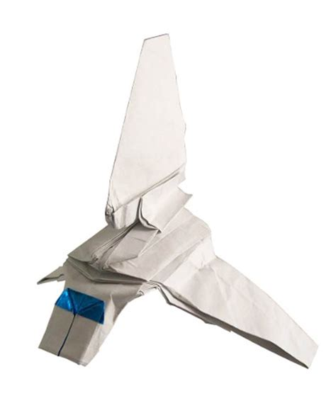Origami Spaceships - wars spaceship origami martin hunt 5