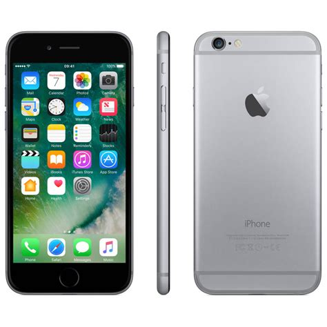 apple iphone   cellphone space grey