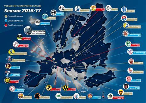 Calendrier Ligue Des Chions Handball Le Hbc Nantes Jouera La Ligue Des Chions La Saison
