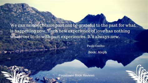 Novel Paulo Coelho aleph paulo coelho quotes quotesgram