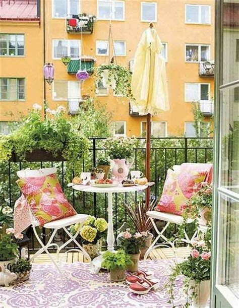 Small Garden Balcony Ideas 30 Inspiring Small Balcony Garden Ideas Scaniaz