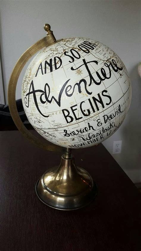 globe centerpieces 25 best ideas about personalized wedding gifts on