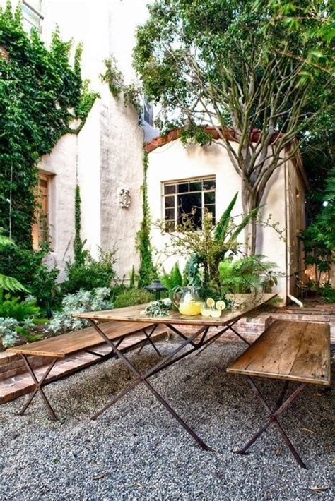 Vintage French Home Decor picture of refined french backyard garden decor ideas 22