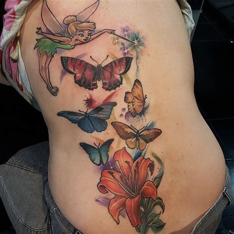 60 colorful lily flower tattoo designs amp meaning