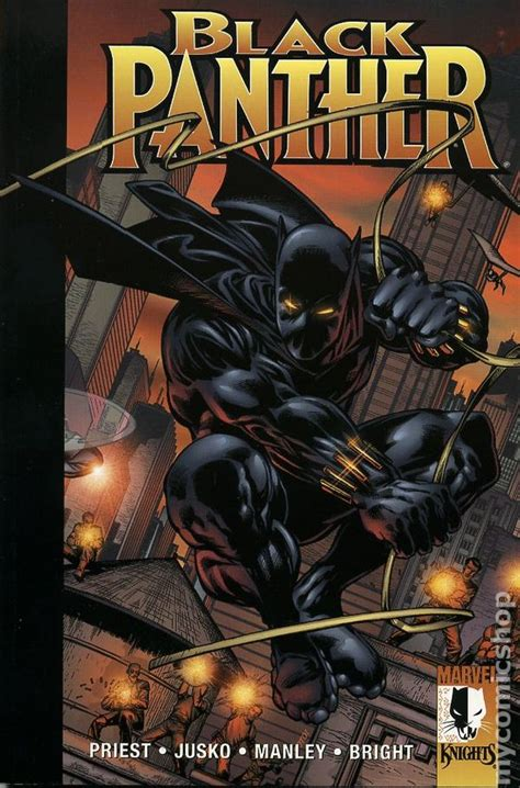 marvel s black panther prelude books black panther enemy of the state tpb 2001 marvel comic books