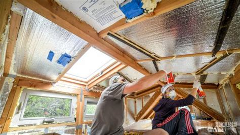 insulation what to consider tumbleweed houses