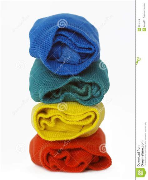 colored socks colored socks vector illustration cartoondealer