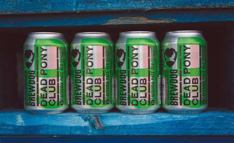 crown craft beer crown and brewdog bring scottish craft beer to cans 2015