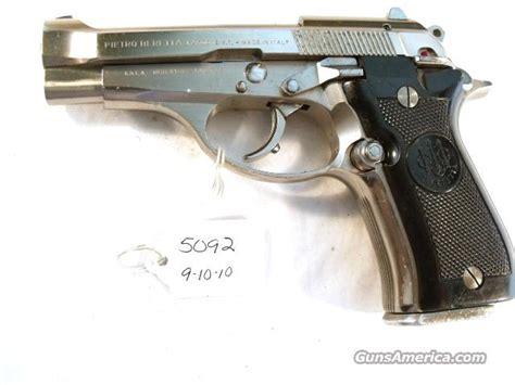 Sale Bb Leg 81 Amaxx beretta 32 acp cheetah 81 bb nickel 1984 israeli itali