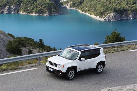 Limited Edition Emblem Mobil Jeep Krom 4x4 Road La Nuova Jeep Renegade Limited Prezzi 40 Foto E 4