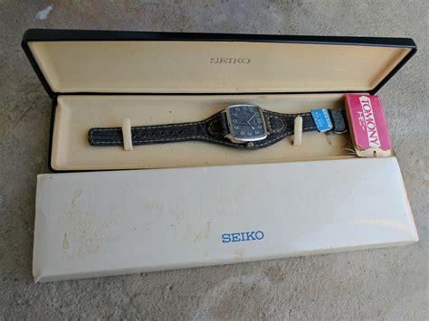 if i told you that seiko made a bund out of denim