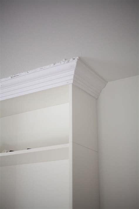 Ikea Billy Regale Miteinander Verbinden diy ikea billy bookcase built in bookshelves