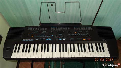 Keyboard Roland E 38 keyboard roland e 38 zestaw rzesz 243 w sprzedajemy pl