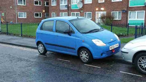 Matiz Auto by 2006 Chevrolet Matiz Se Auto Blue Car For Sale
