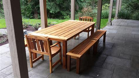 outdoor furniture seattle outdoor wood furniture seattle