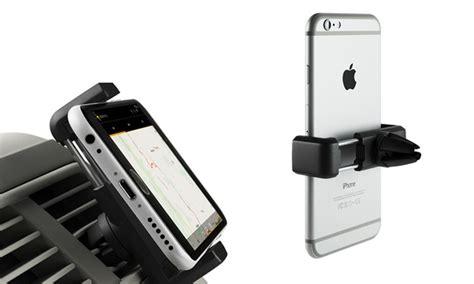 mota universal air vent car mount for smartphones groupon