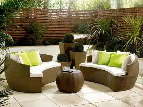 garden outdoor furniture 20 fabulous rattan outdoor furniture to be explored