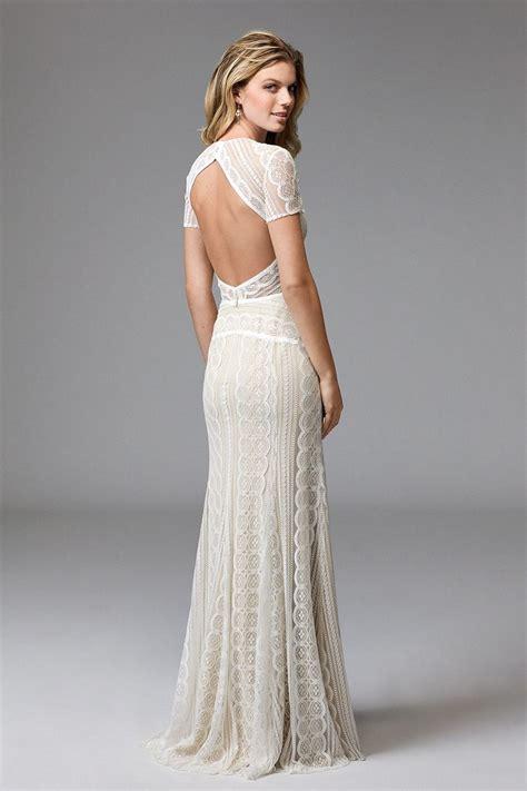 WTOO 17120 Lenora Wedding Dress   MadameBridal.com