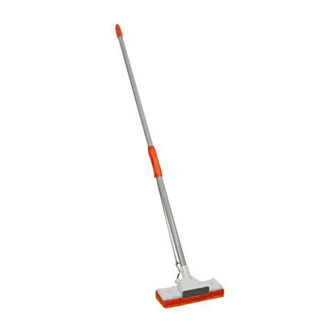automatic sponge mop hdx  home depot