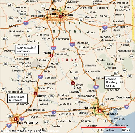 cities in texas map texas map with cities and counties printables